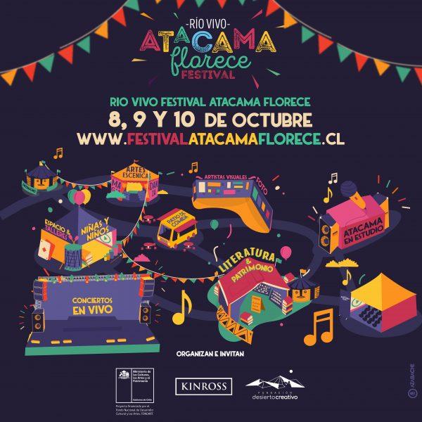 FESTIVAL ATACAMA FLORECE
